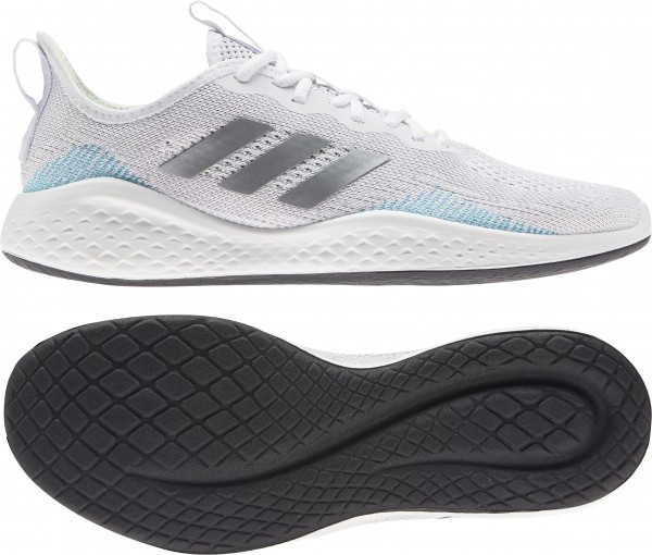 Adidas FLUIDFLOW,FTWWHT/MSILVE/GLOGRY FTWWHT/MSILVE/GLOGRY