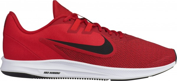 Nike DOWNSHIFTER 9,GYM RED/BLACK-UN Rot