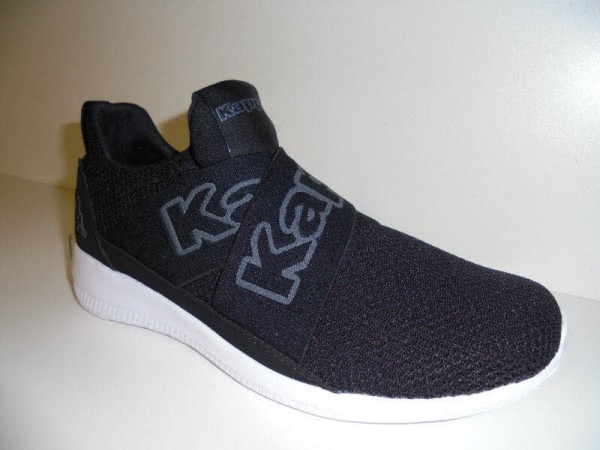 Kappa Faster II black/grey