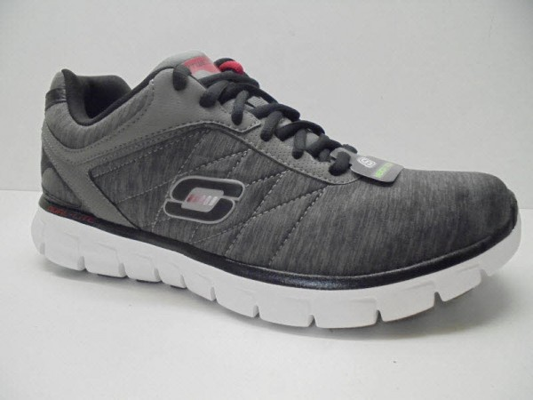 Skechers Synergy instant Reaction Grau